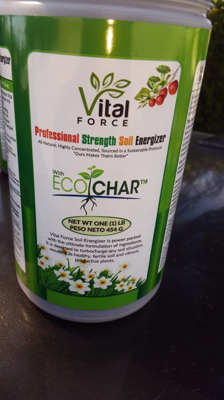 Professional Strength Soil Energizer